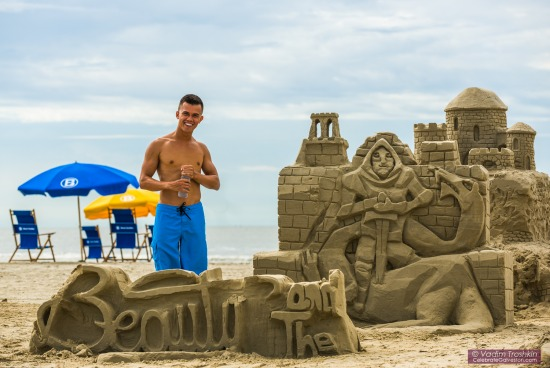 AIA SandCastle Competition 2015
